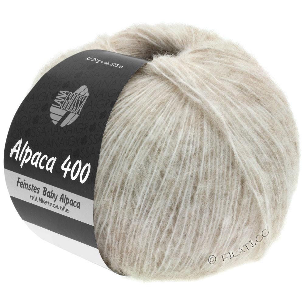 Lana Grossa ALPACA 400 | 02-light beige