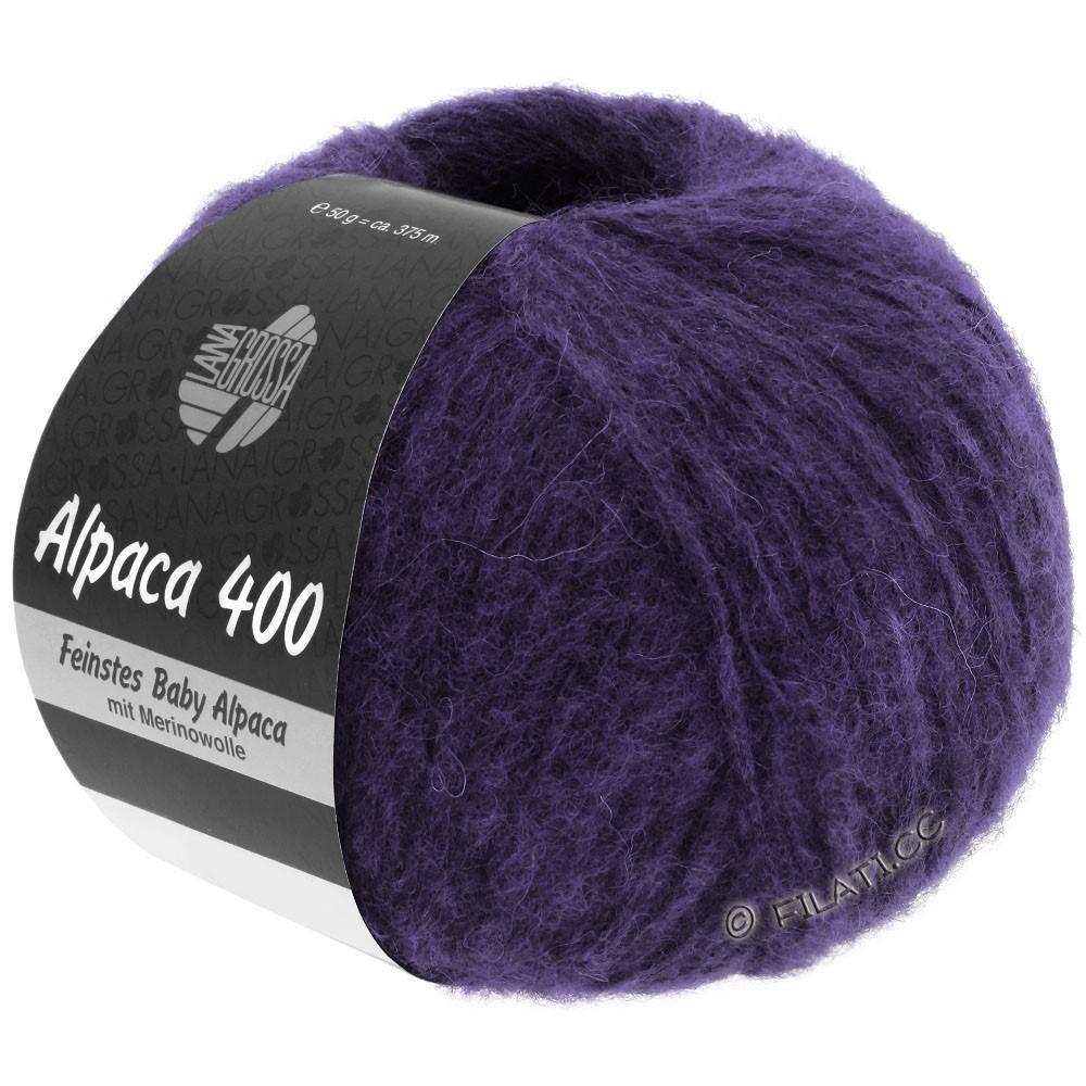 Lana Grossa ALPACA 400 | 05-violet