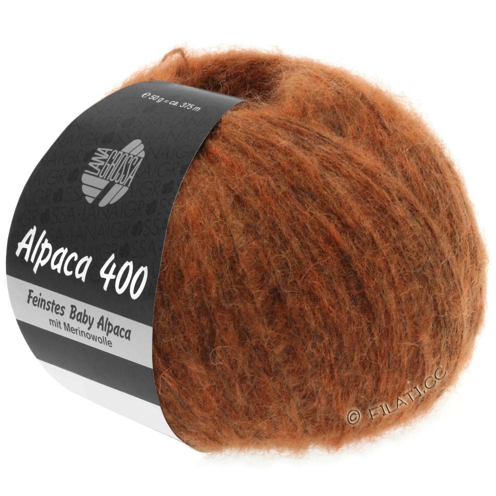 Lana Grossa ALPACA 400 | 17-copper