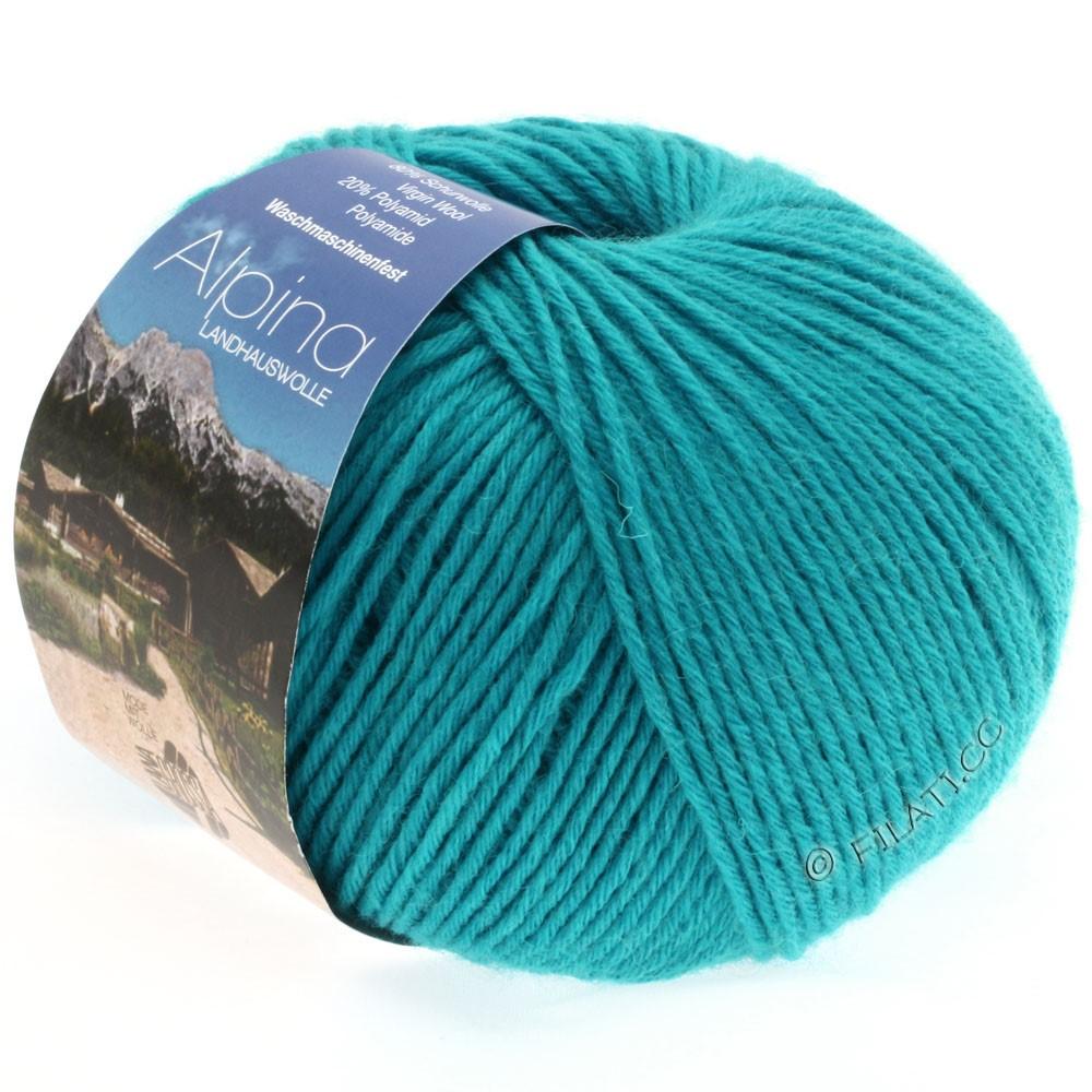 Lana Grossa ALPINA Landhauswolle | 18-turquoise