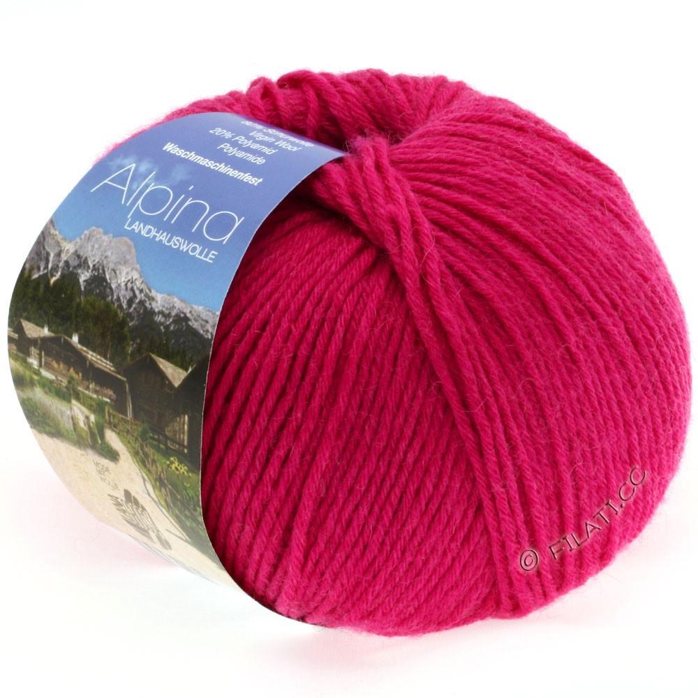 Lana Grossa ALPINA Landhauswolle | 21-pink