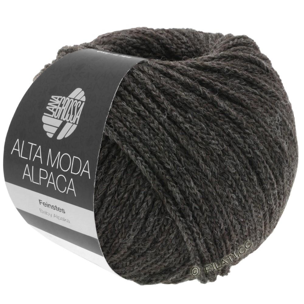 Lana Grossa ALTA MODA ALPACA | 10-mocha mottled