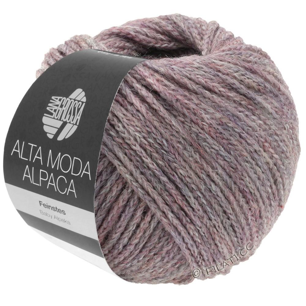 Lana Grossa ALTA MODA ALPACA | 44-lilac mottled