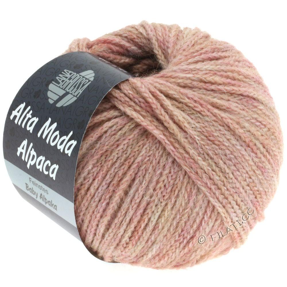 Lana Grossa ALTA MODA ALPACA | 45-rose mottled