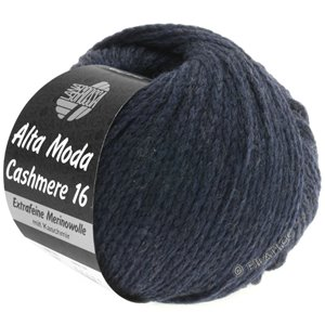 Lana Grossa ALTA MODA CASHMERE 16 | 11-night blue