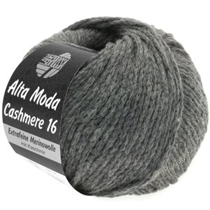 Lana Grossa ALTA MODA CASHMERE 16 | 13-night gray