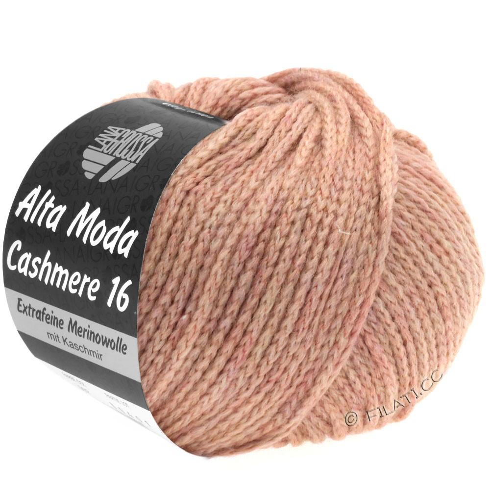 Lana Grossa ALTA MODA CASHMERE 16 Uni/Degradé | 024-tulipwood