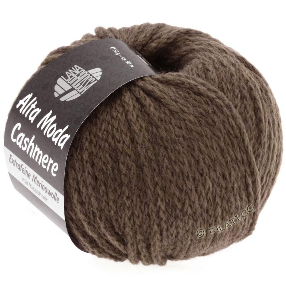 Lana Grossa ALTA MODA CASHMERE   14-dark brown