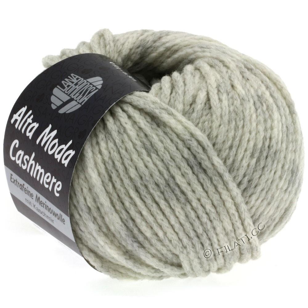 Lana Grossa ALTA MODA CASHMERE   20-silver gray mottled
