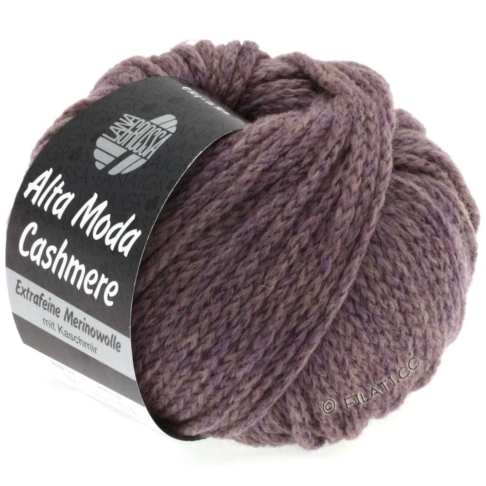 Lana Grossa ALTA MODA CASHMERE   23-lilac mottled