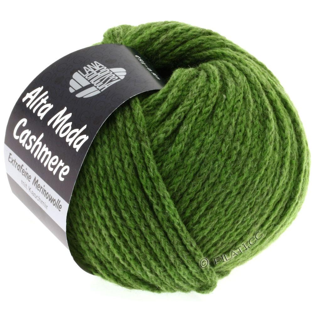 Lana Grossa ALTA MODA CASHMERE | 26-green mix