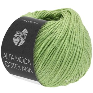 Lana Grossa ALTA MODA COTOLANA | 10-apple green