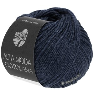 Lana Grossa ALTA MODA COTOLANA | 29-night blue