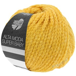 Lana Grossa ALTA MODA SUPER BABY  Uni | 49-yellow