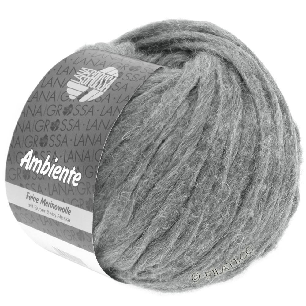 Lana Grossa AMBIENTE | 02-gray