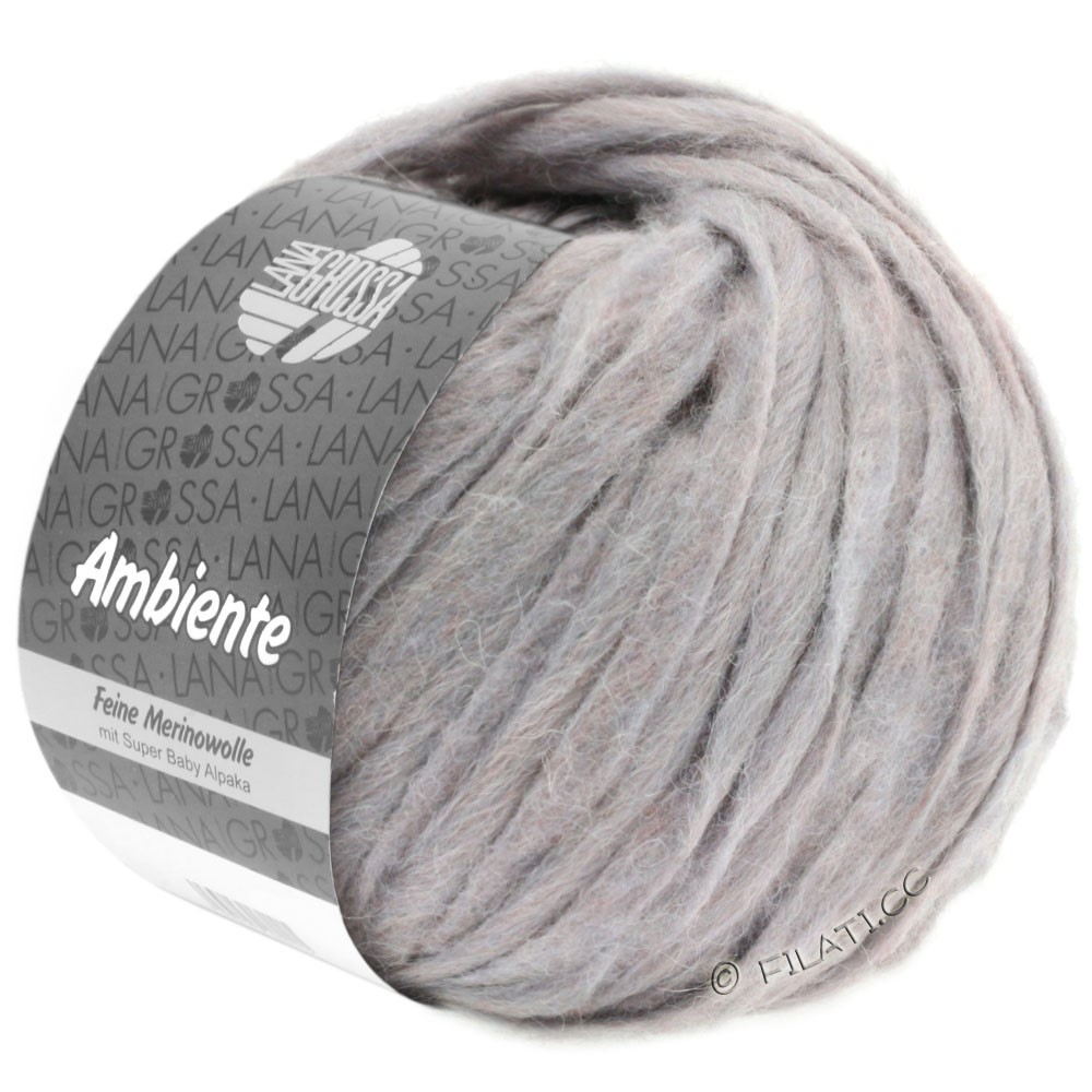 Lana Grossa AMBIENTE | 11-gray lilac