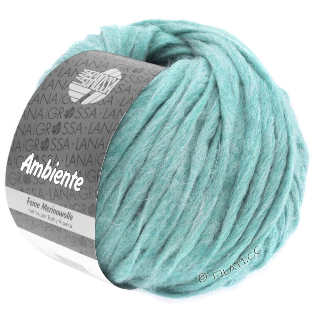 Lana Grossa AMBIENTE | 14-light turquoise