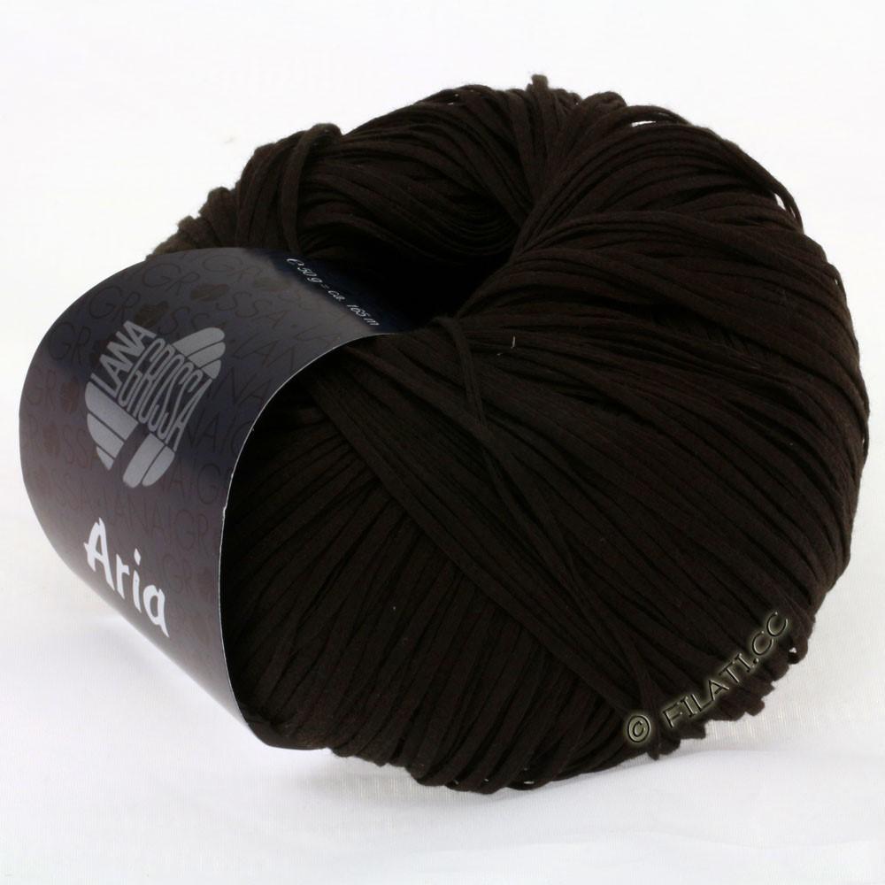 Lana Grossa ARIA | 22-black brown