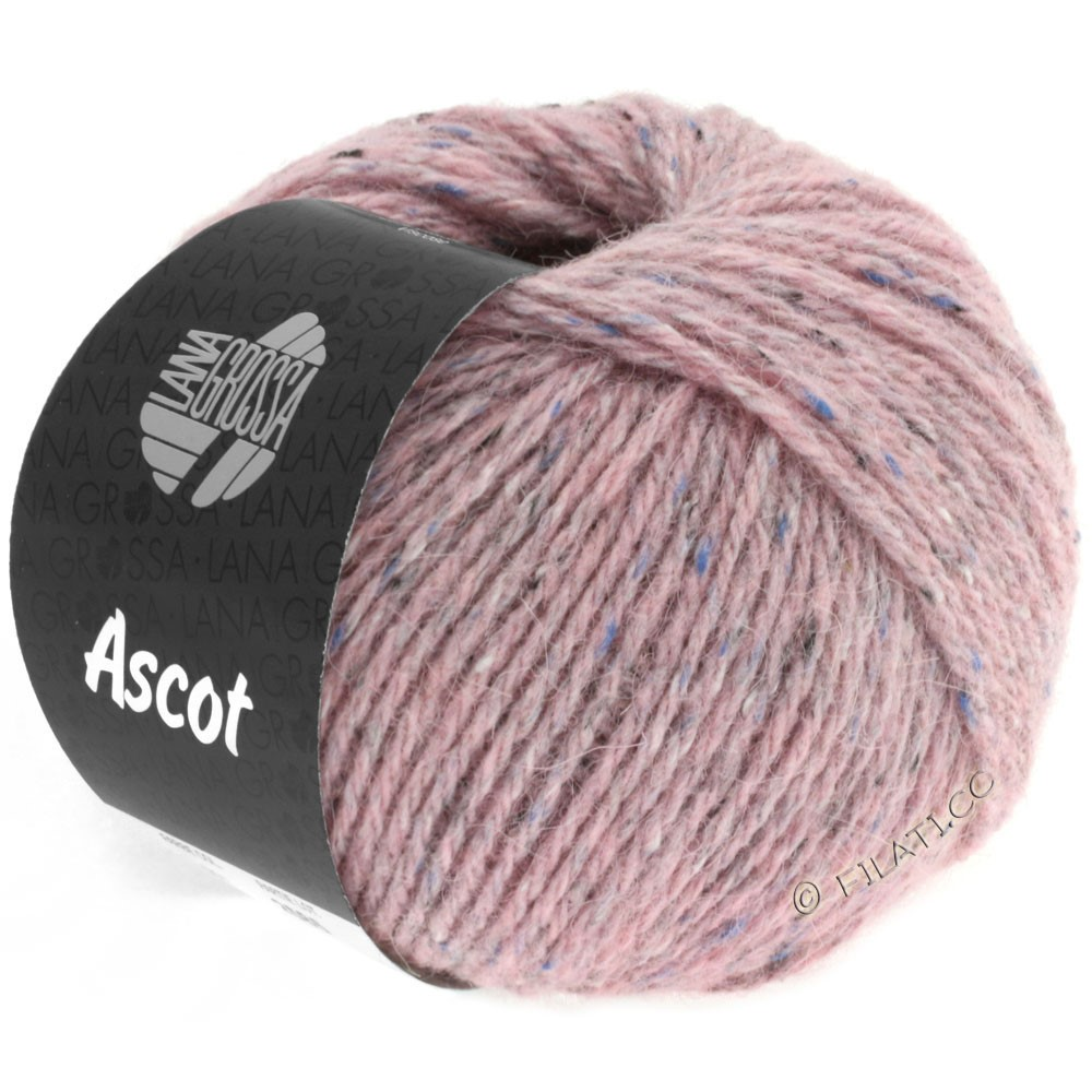 Lana Grossa ASCOT | 03-rose mottled