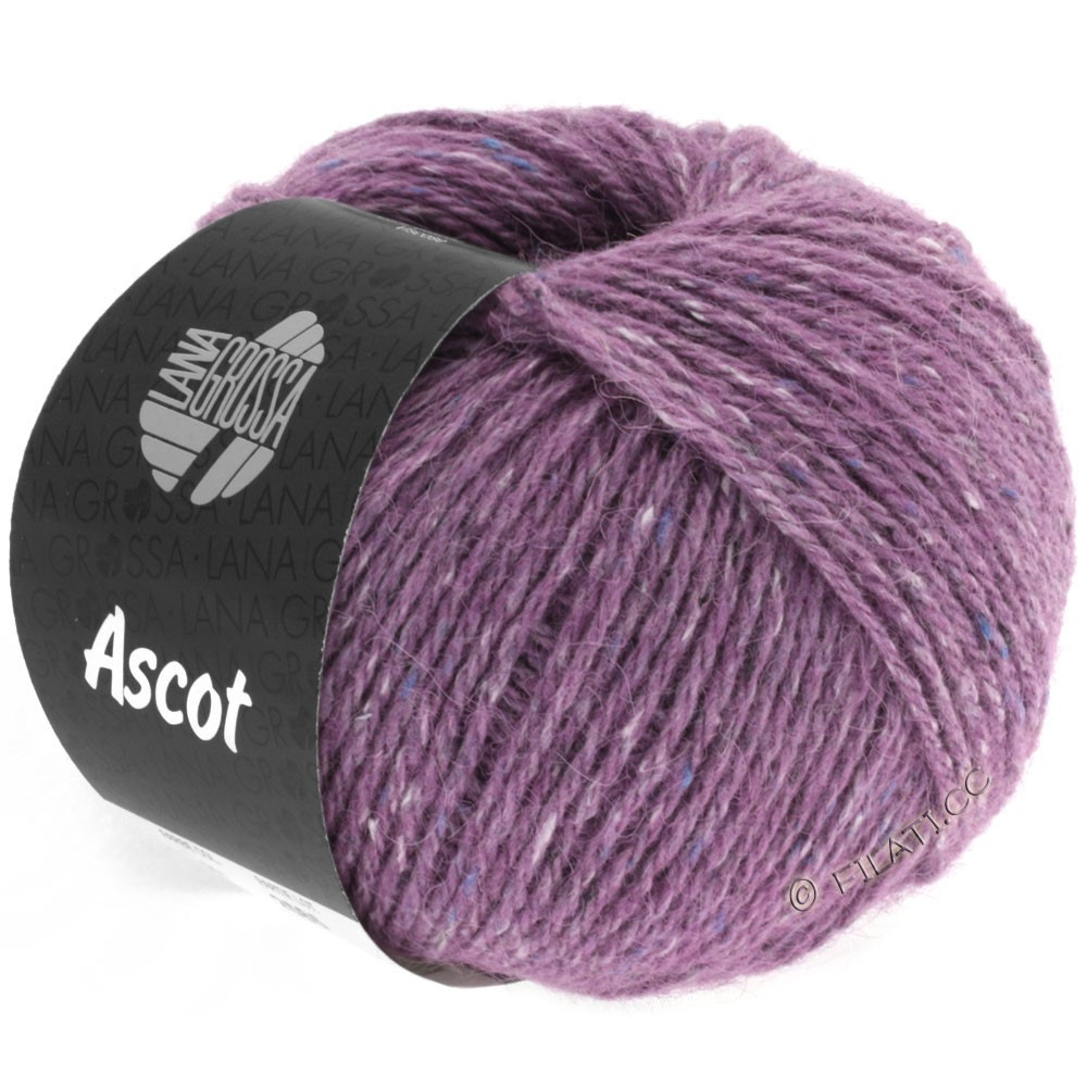 Lana Grossa ASCOT | 04-purple mottled