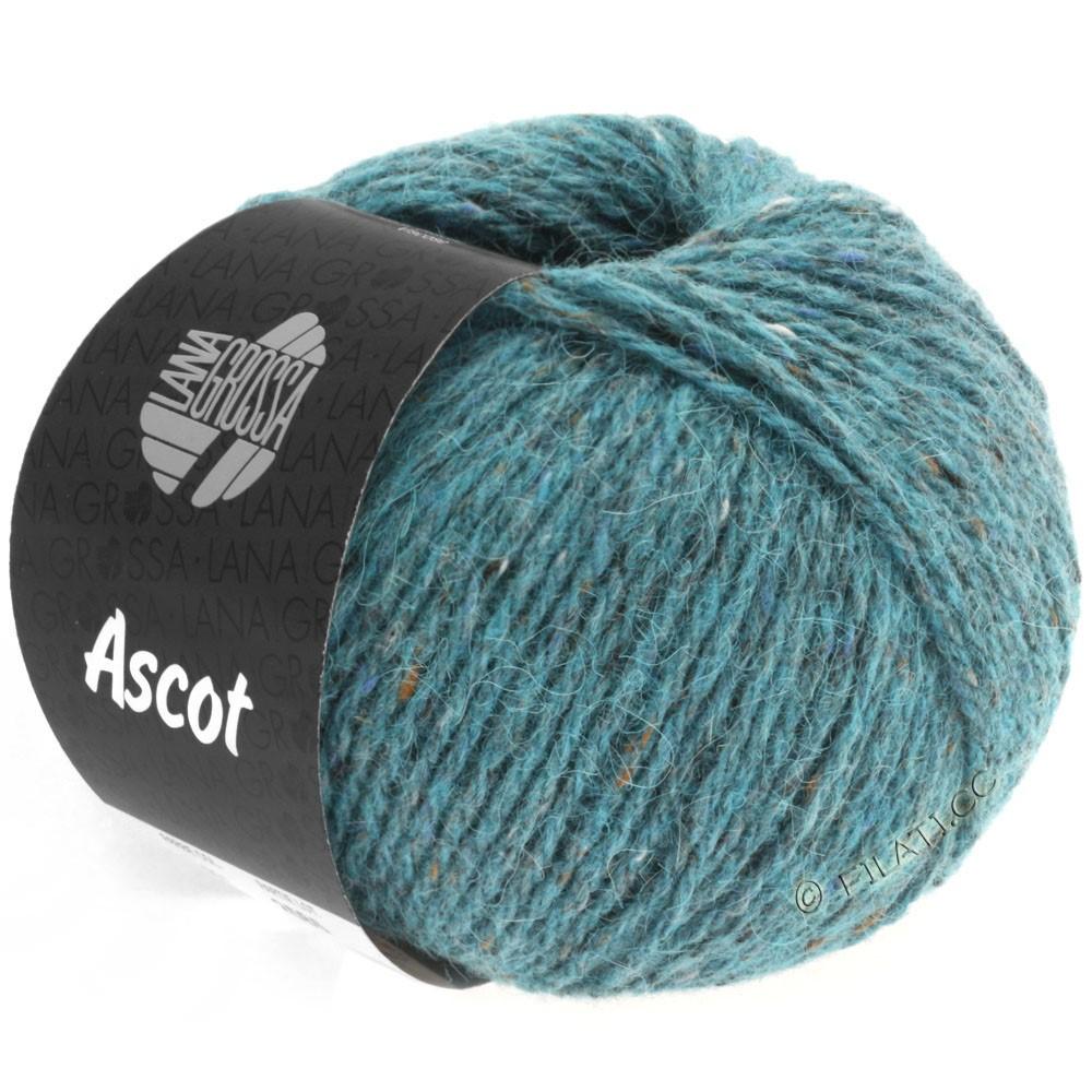 Lana Grossa ASCOT | 11-turquoise mottled