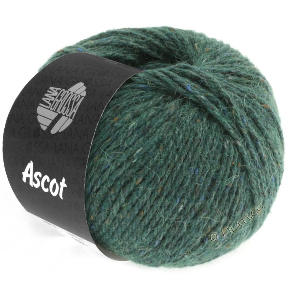 Lana Grossa ASCOT | 12-dark green mottled