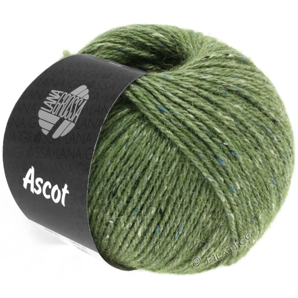 Lana Grossa ASCOT | 21-reseda green mottled