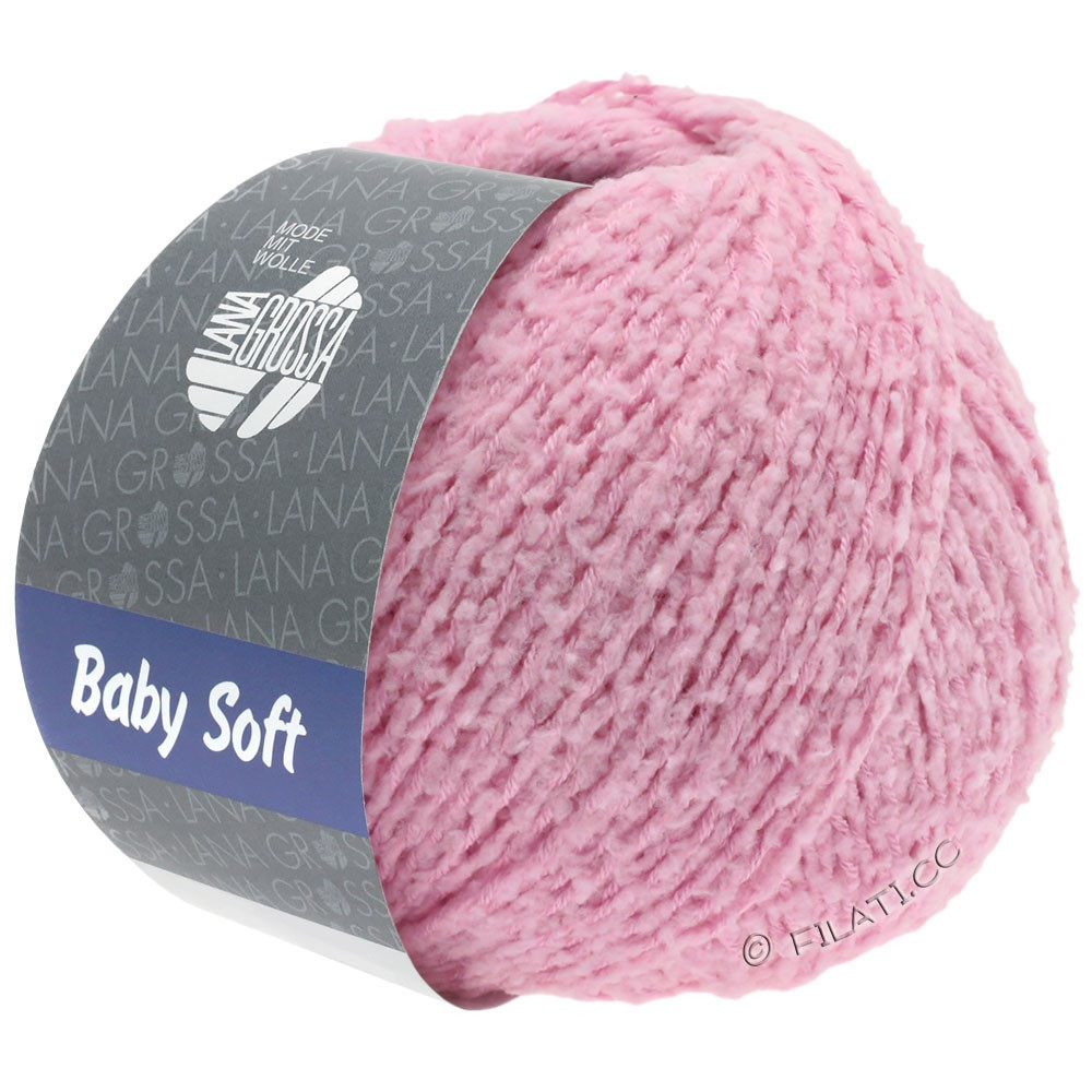 Lana Grossa BABY SOFT | 06-pale pink