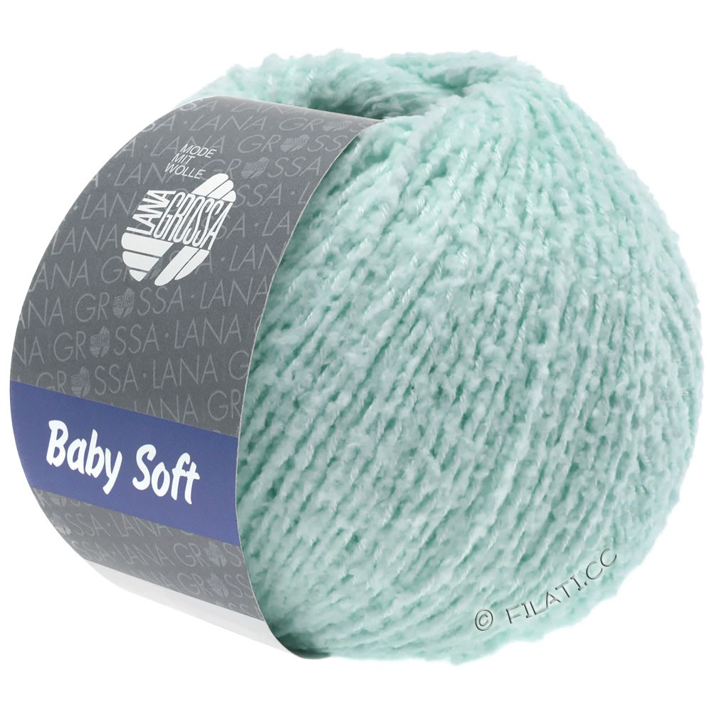Lana Grossa BABY SOFT | 09-mint turquoise