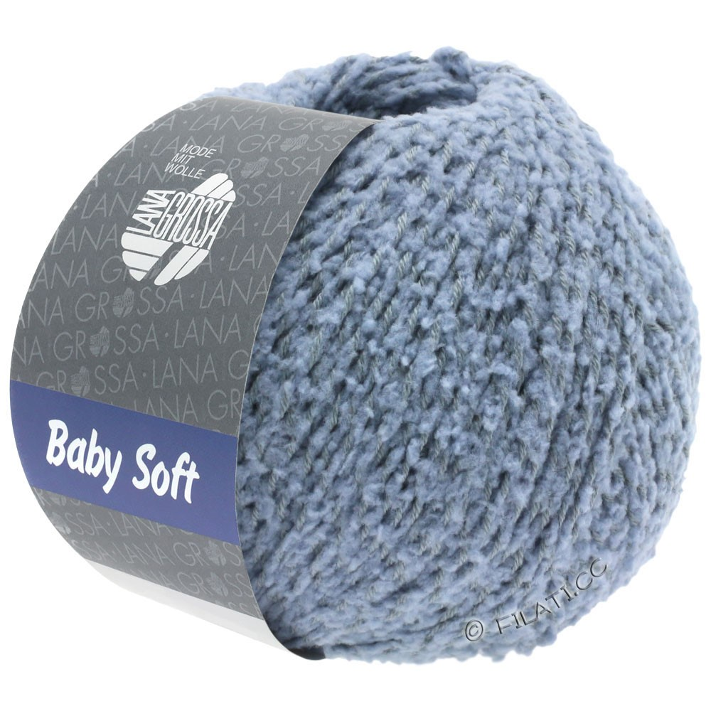 Lana Grossa BABY SOFT | 10-jeans
