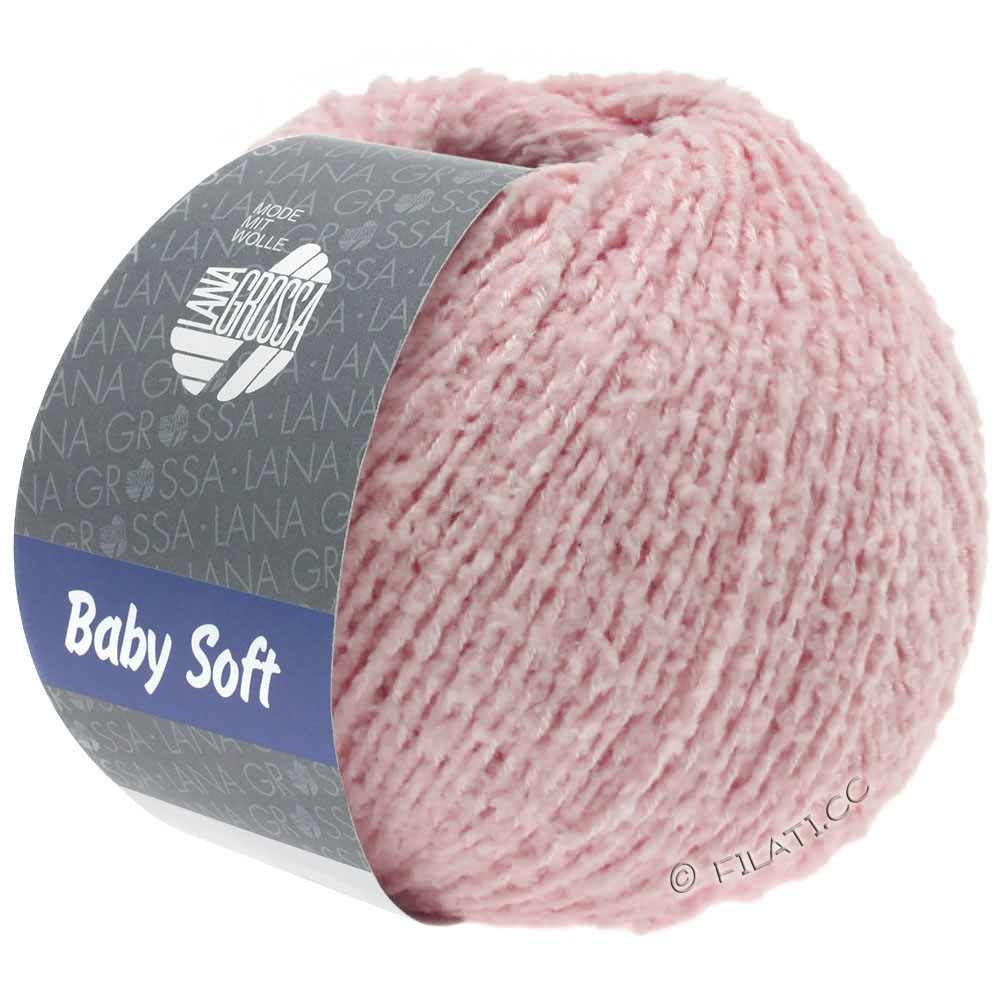 Lana Grossa BABY SOFT | 13-rose