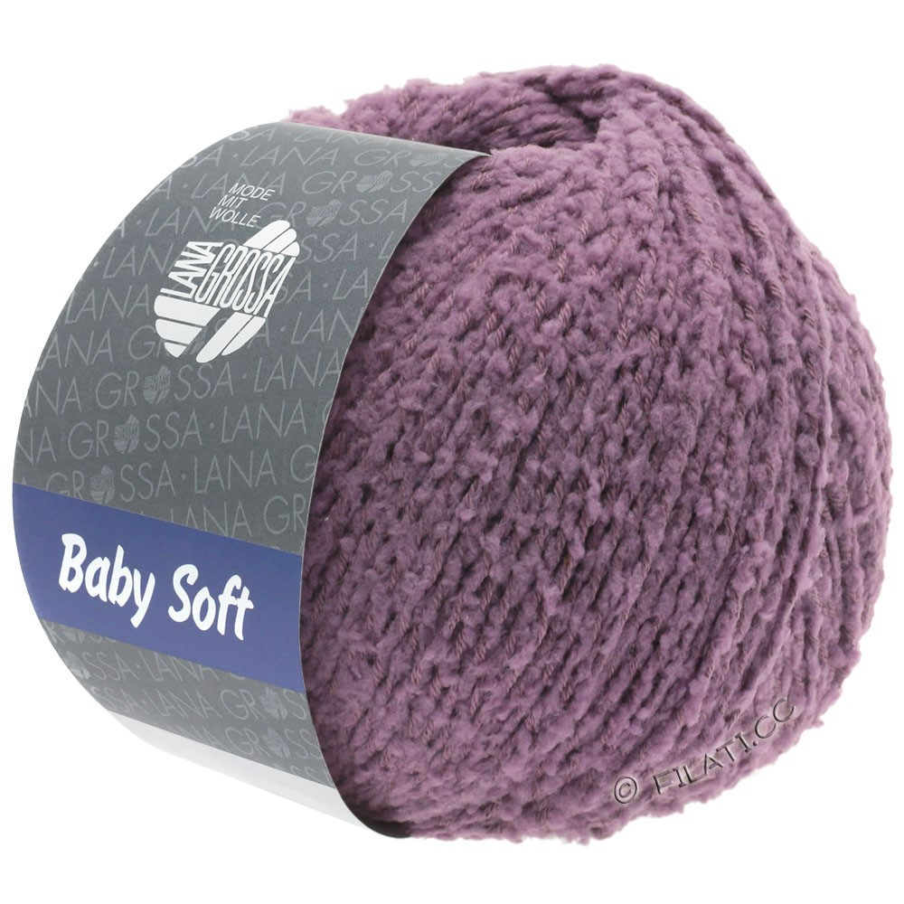 Lana Grossa BABY SOFT | 15-purple
