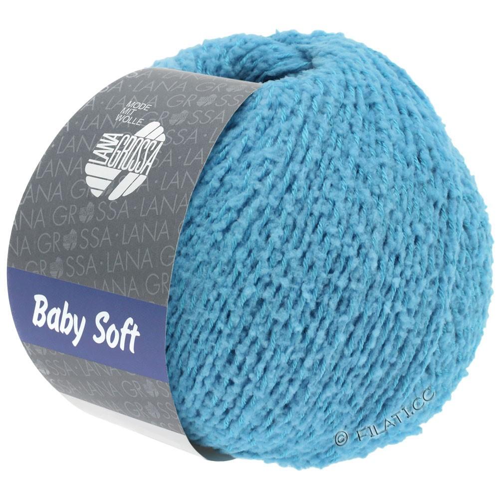 Lana Grossa BABY SOFT   19-turquoise