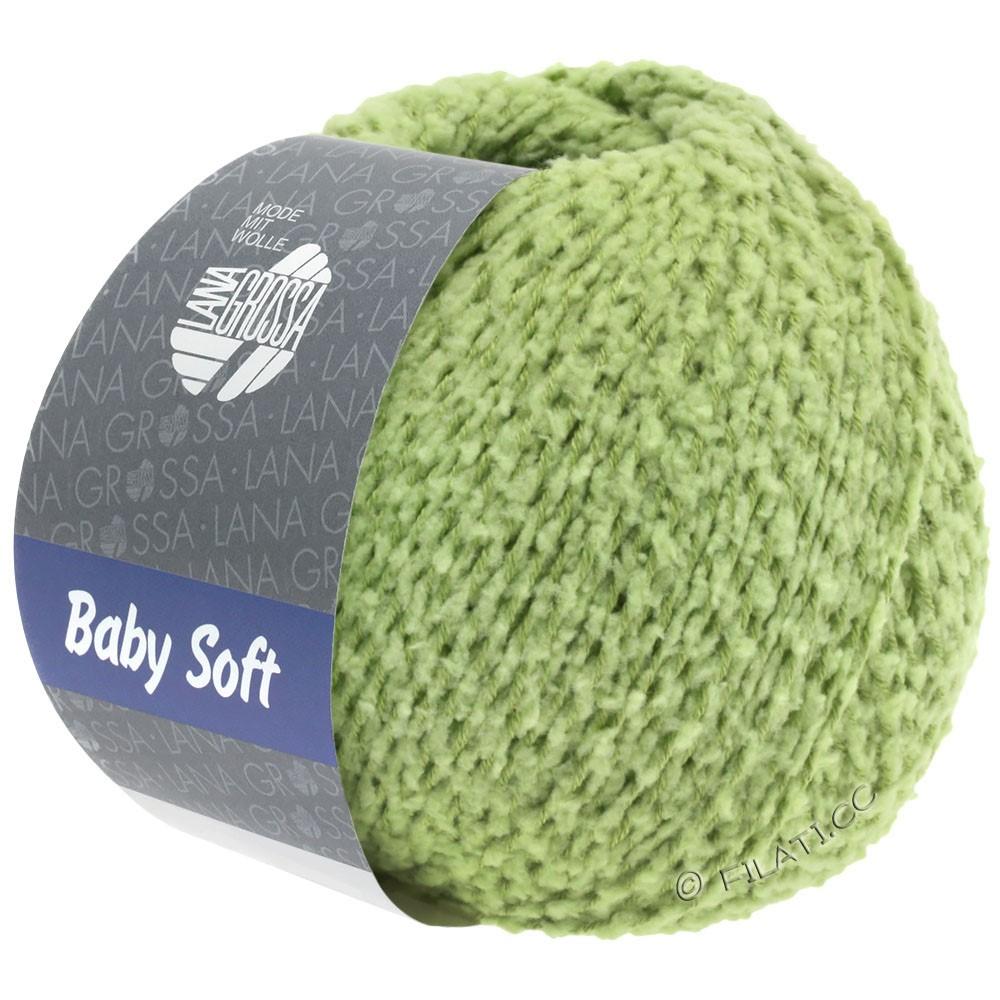 Lana Grossa BABY SOFT   20-linden green
