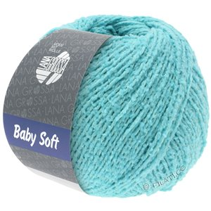 Lana Grossa BABY SOFT | 28-mint turquoise