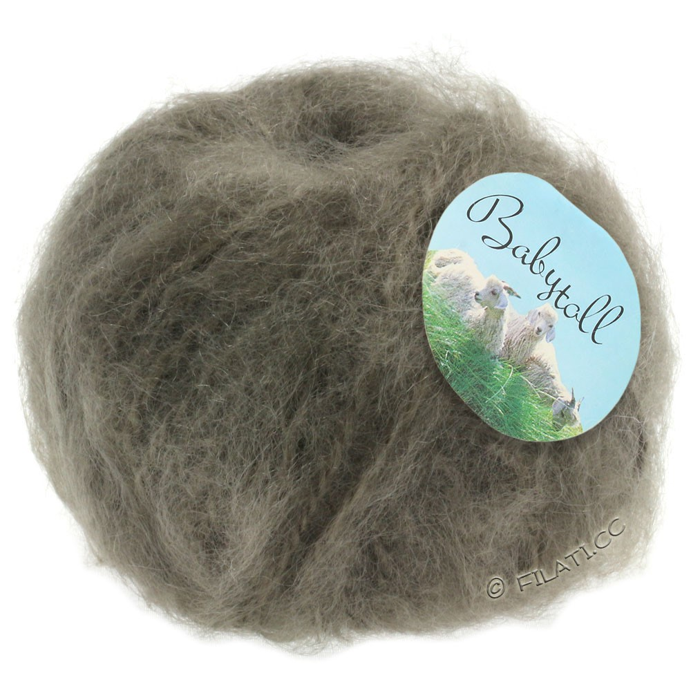 Lana Grossa BABYTOLL | 8895-gray brown