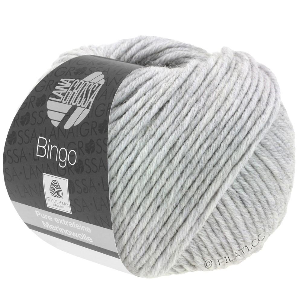Lana Grossa BINGO  Uni/Melange/Print | 001-light gray mottled