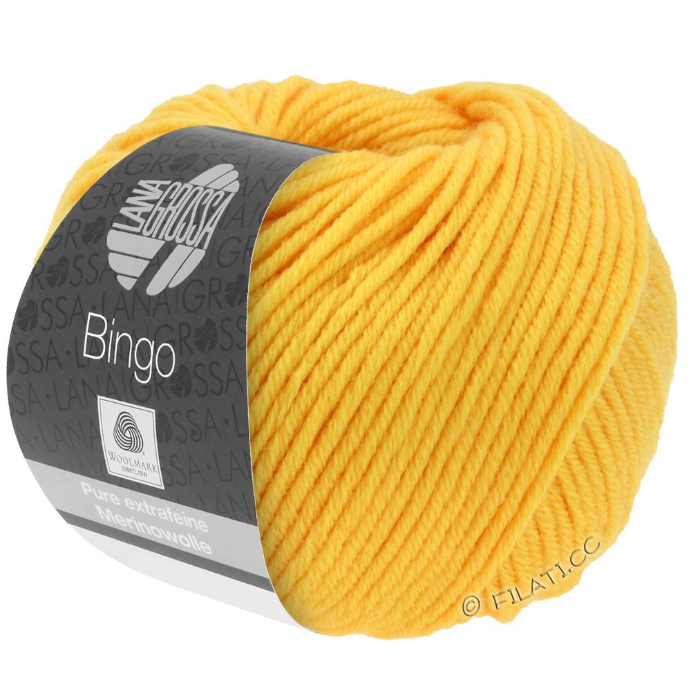 Lana Grossa BINGO  Uni/Melange/Print | 067-sunny yellow