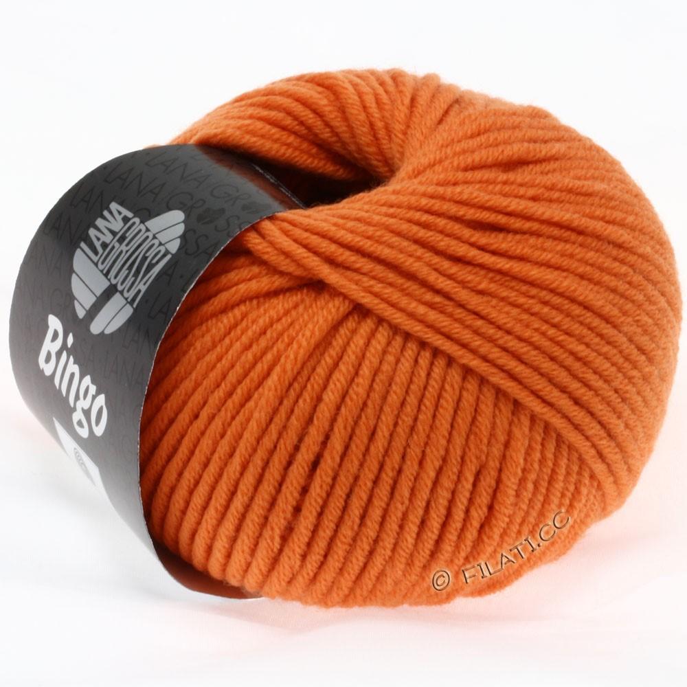 Lana Grossa BINGO  Uni/Melange | 074-orange