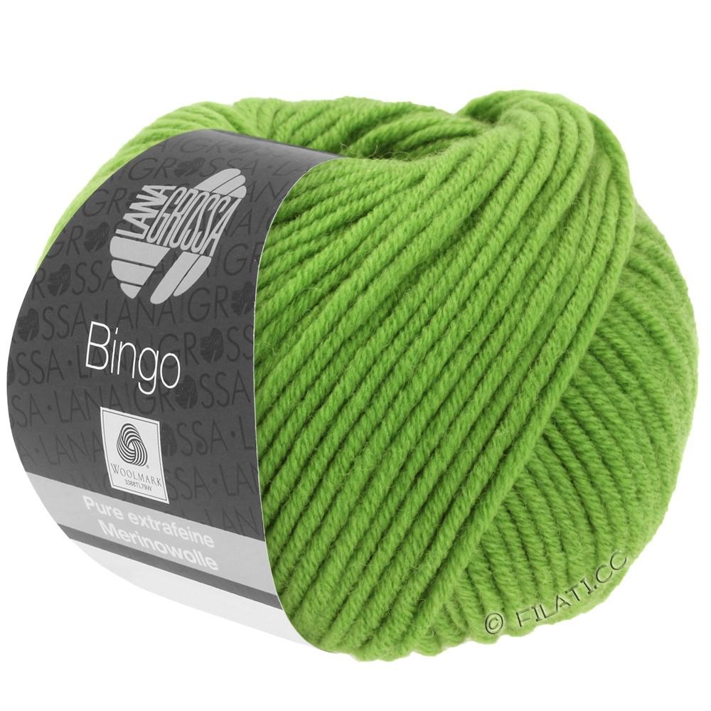 Lana Grossa BINGO  Uni/Melange/Print | 088-apple green