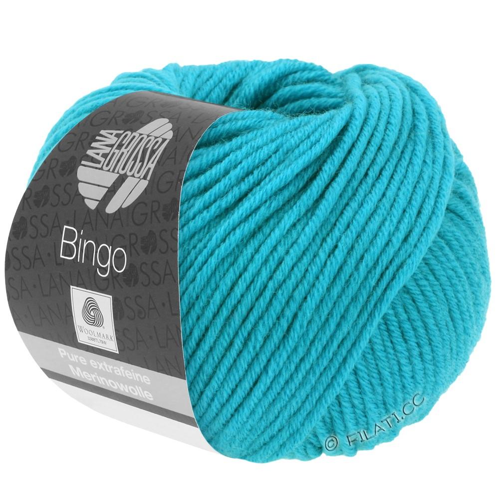 Lana Grossa BINGO  Uni/Melange/Print | 133-turquoise