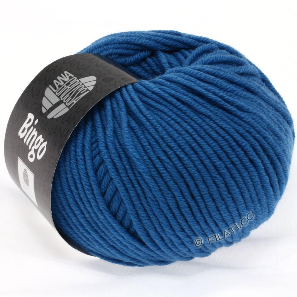 Lana Grossa BINGO  Uni/Melange/Print | 158-azure blue