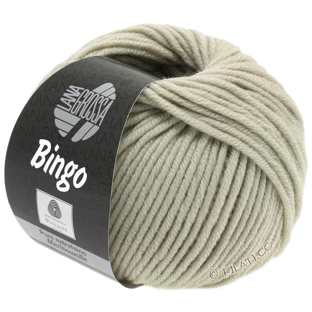 Lana Grossa BINGO  Uni/Melange/Print | 175-gray beige