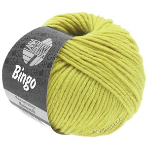 Lana Grossa BINGO  Uni/Melange | 199-green yellow