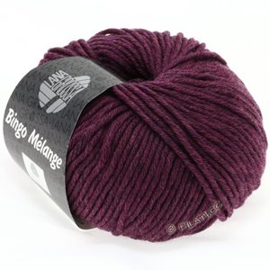 Lana Grossa BINGO  Uni/Melange | 203-blackberry mottled