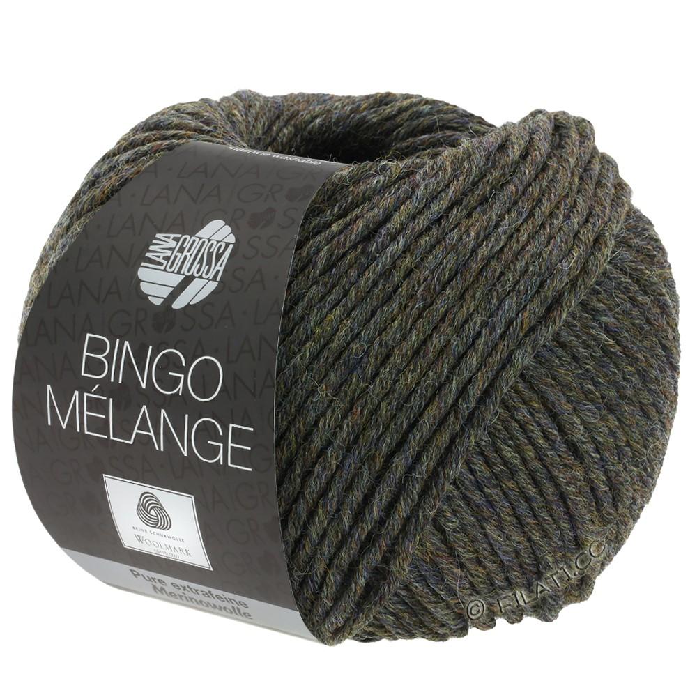 Lana Grossa BINGO  Uni/Melange/Print | 207-mud mottled
