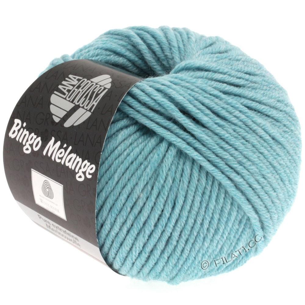 Lana Grossa BINGO  Uni/Melange/Print | 236-light blue mottled