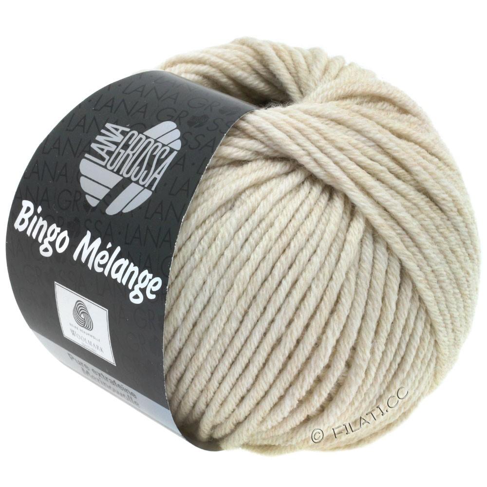 Lana Grossa BINGO  Uni/Melange/Print | 238-natural mottled