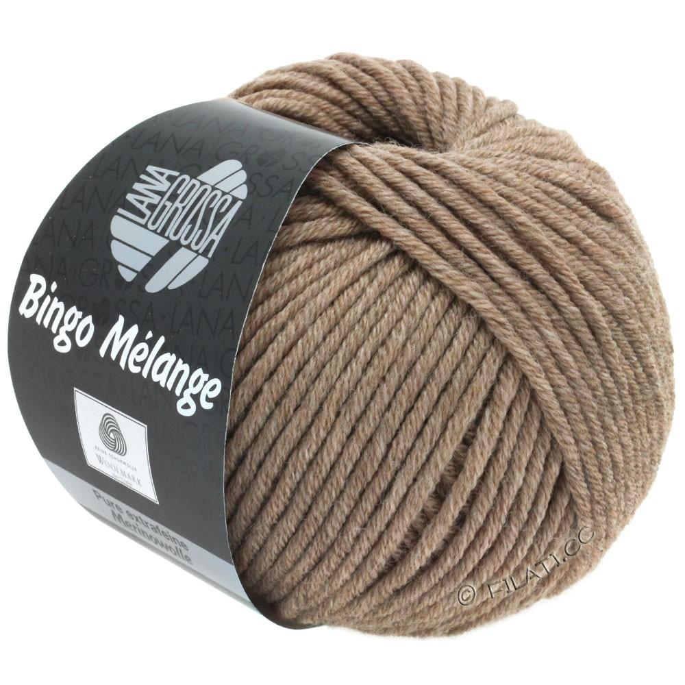 Lana Grossa BINGO  Uni/Melange/Print | 239-brown mottled