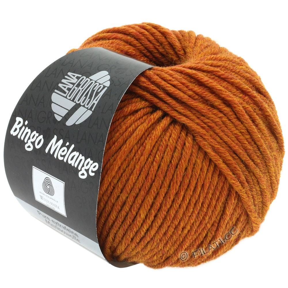 Lana Grossa BINGO  Uni/Melange/Print | 240-amber mottled